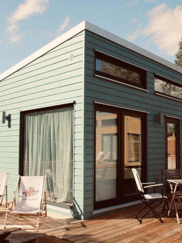 Tinyhaus mit Terrasse